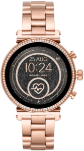Michael Kors Smartwatch MKT5063 Amazon de Uhren