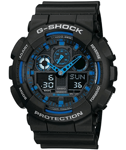 beste g-shock test