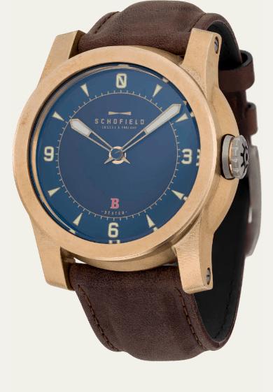 ➤ Die besten englischen Uhrenmarken » Von Bermont bis Smiths 9