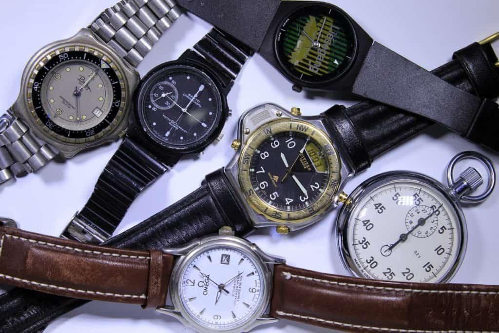 Welches Uhrenarmband ist das richtige?➔Armbänder Vergleich 1