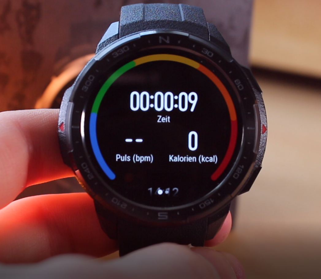 honor watch gs pro fitness-tracking